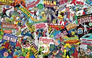 monthly comic book subscription box