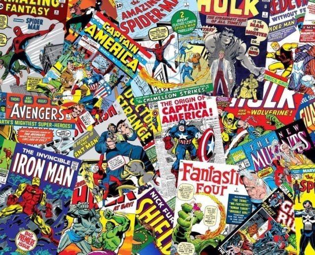 comic book subscription mystery box