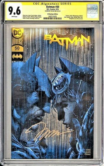 monthly cgc graded comic book mystery box